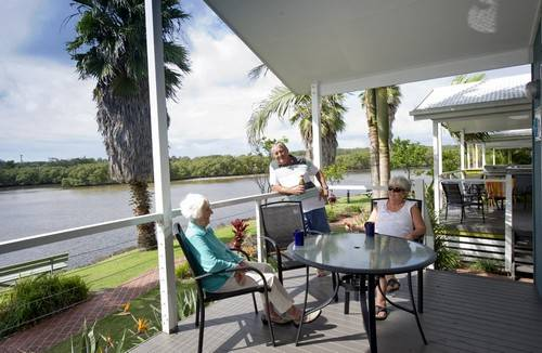 North Coast Holiday Parks Terrace Reserve - Surfers Gold Coast