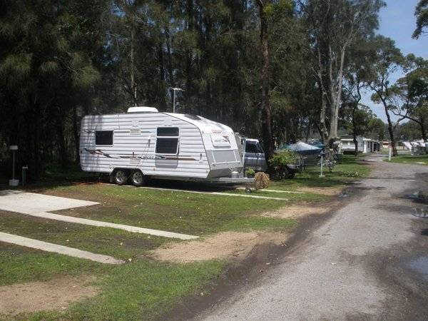 Riverside Caravan Park - Surfers Gold Coast