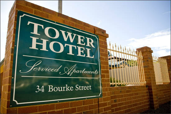 Tower Hotel Kalgoorlie - Surfers Gold Coast