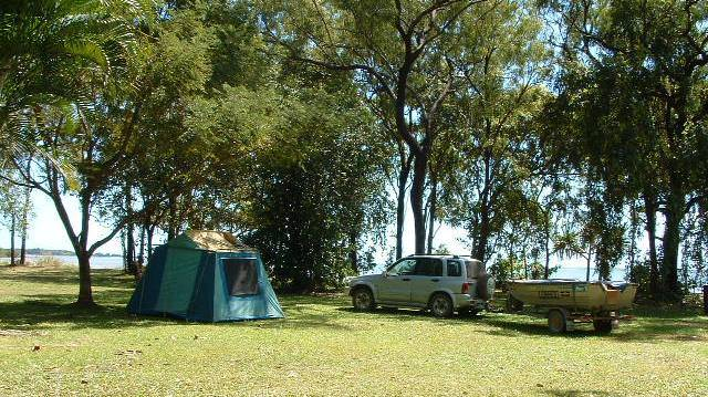 Weipa Caravan Park  Camping Ground - Surfers Paradise Gold Coast
