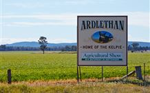 The Ardlethan Kelpie Caravan Park - Surfers Gold Coast