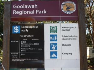 Goolawah National and Regional Parks - Surfers Gold Coast