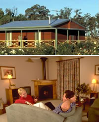 Twin Trees Country Cottages - Surfers Gold Coast