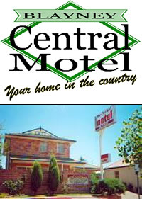 Blayney Central Motel - Surfers Gold Coast