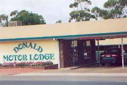 DONALD MOTOR LODGE - Surfers Gold Coast