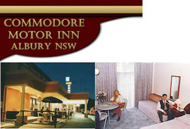 Commodore Motor Inn - Surfers Paradise Gold Coast