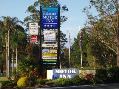 Kempsey Motor Inn - Surfers Gold Coast