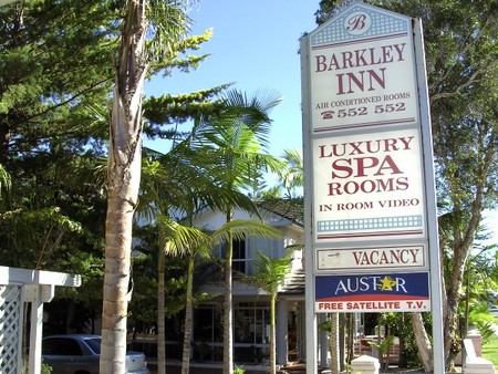 The Barkley Inn - Surfers Paradise Gold Coast