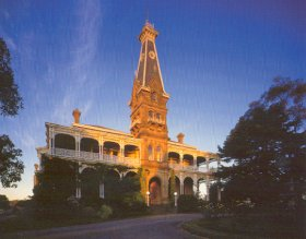 Rupertswood Mansion - Surfers Gold Coast