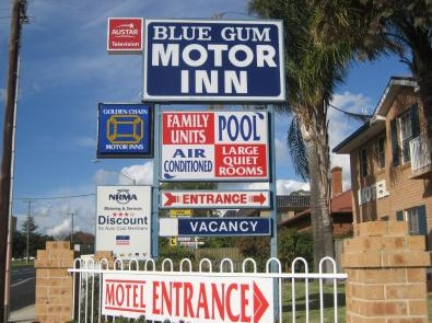 Blue Gum Motor Inn - Surfers Paradise Gold Coast