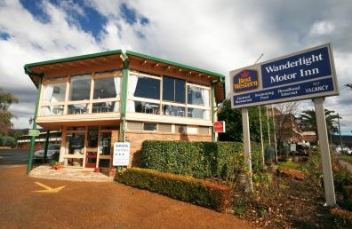 Best Western Wanderlight Motor Inn - Surfers Paradise Gold Coast