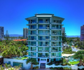 Emerald Sands Apartments Surfers Paradise
