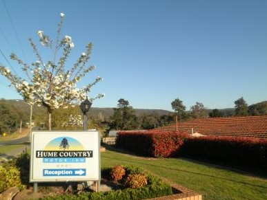 Hume Country Motor Inn - Surfers Paradise Gold Coast