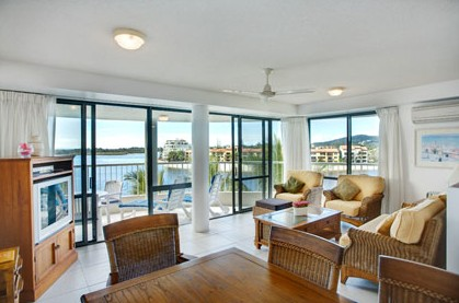 Noosa Pacific Riverfront Resort