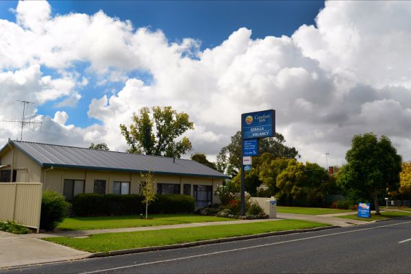 Comfort Inn Benalla - Surfers Gold Coast