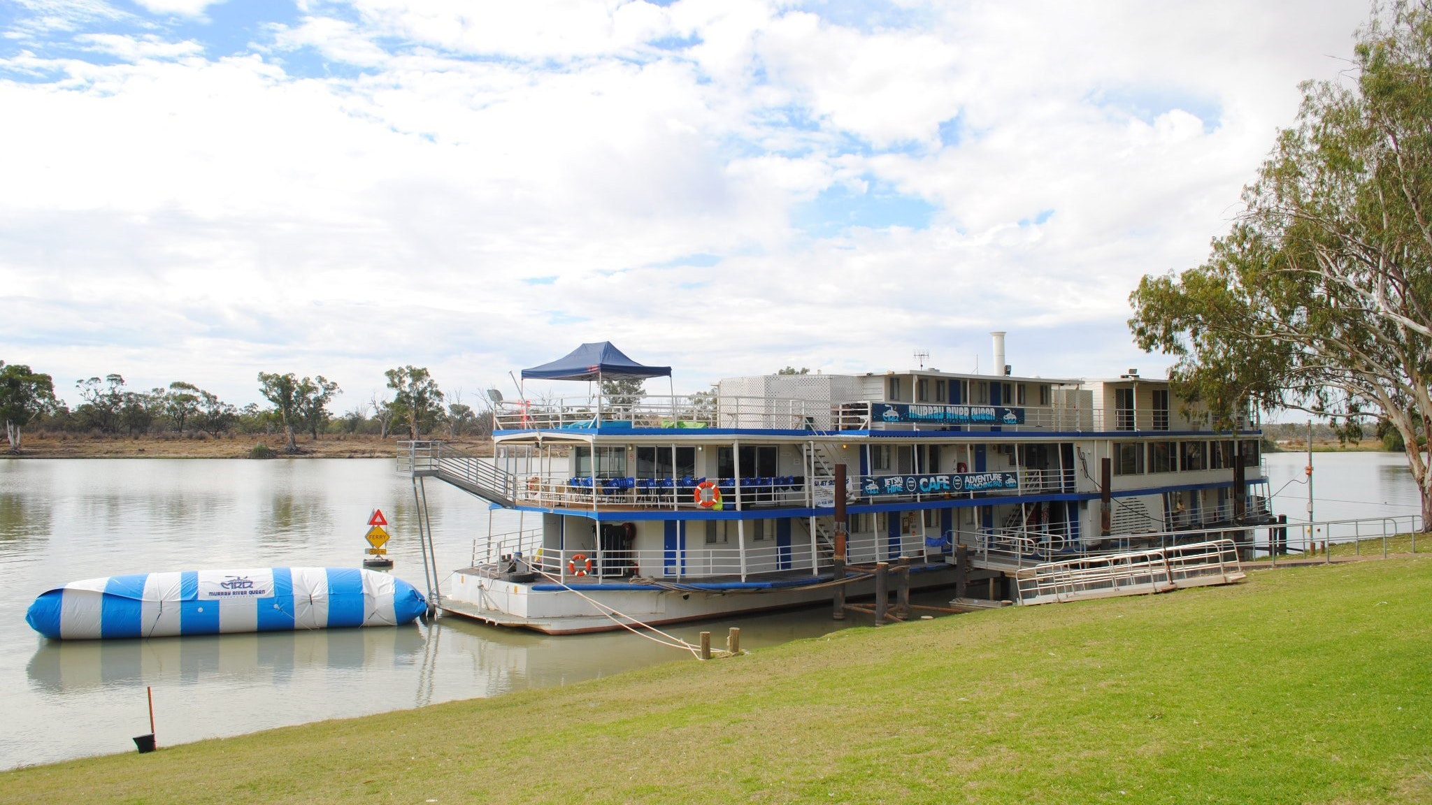 Murray River Queen Backpackers - Surfers Paradise Gold Coast