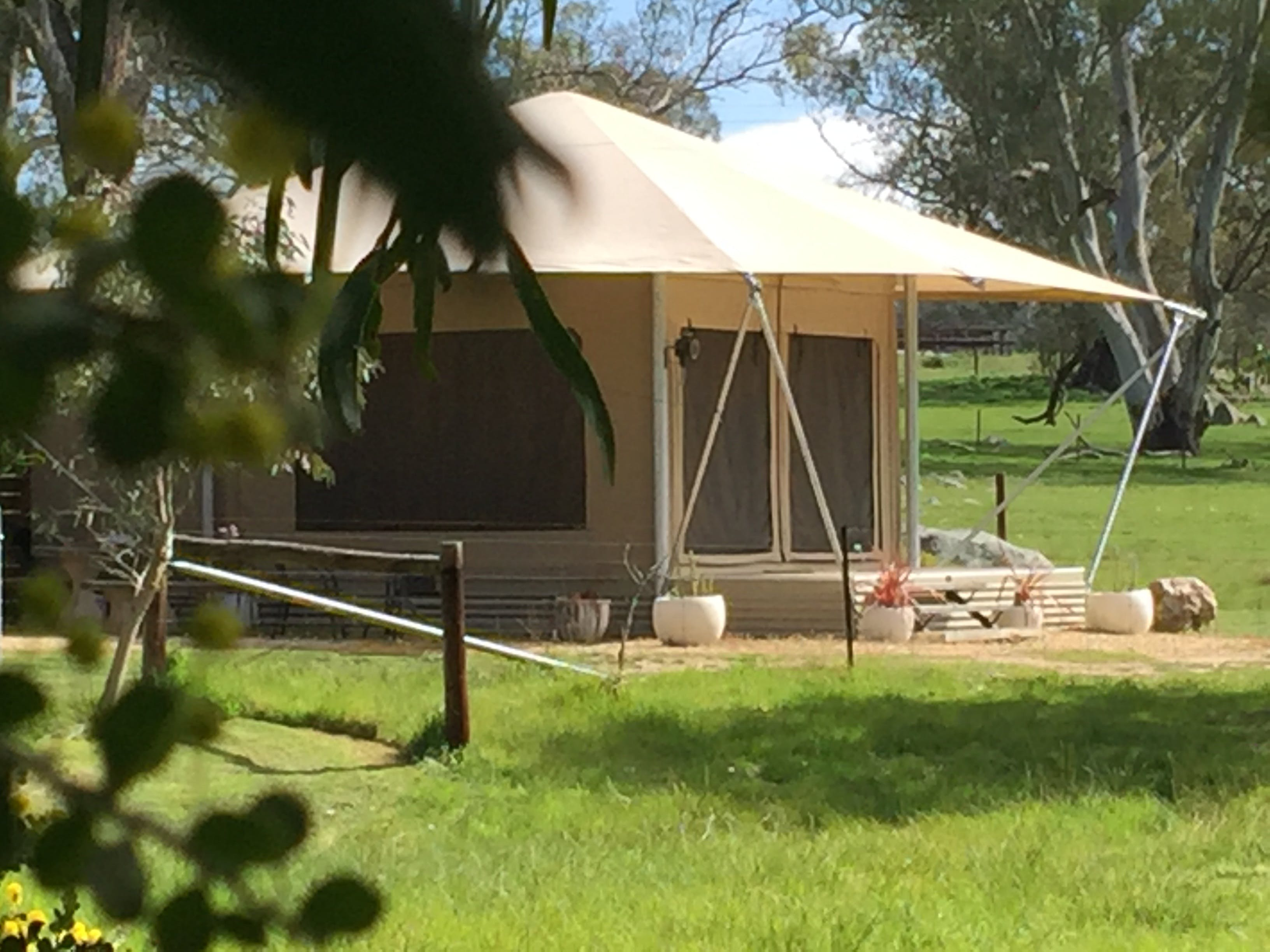 Boongarrie Luxury Tent - Surfers Gold Coast