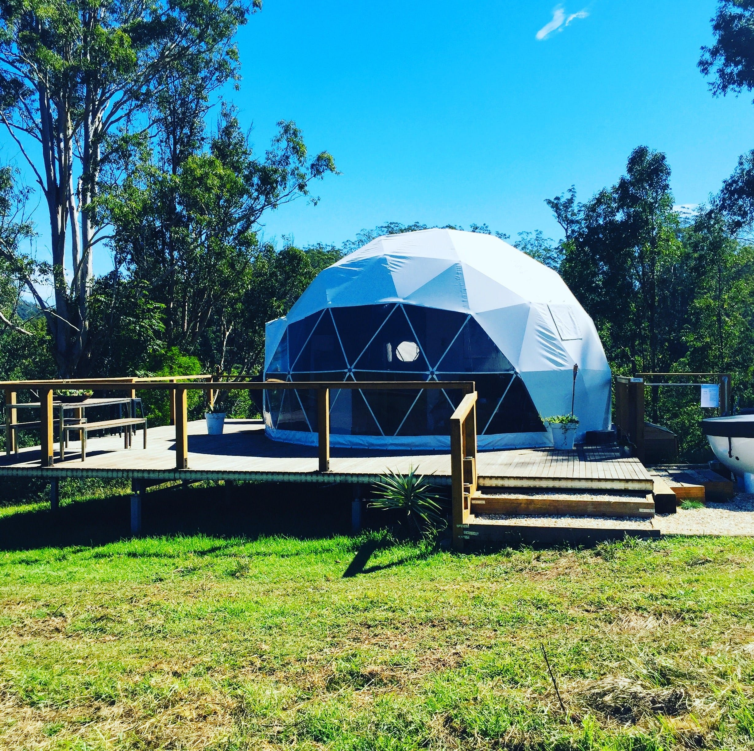 Nature Domes - Surfers Gold Coast
