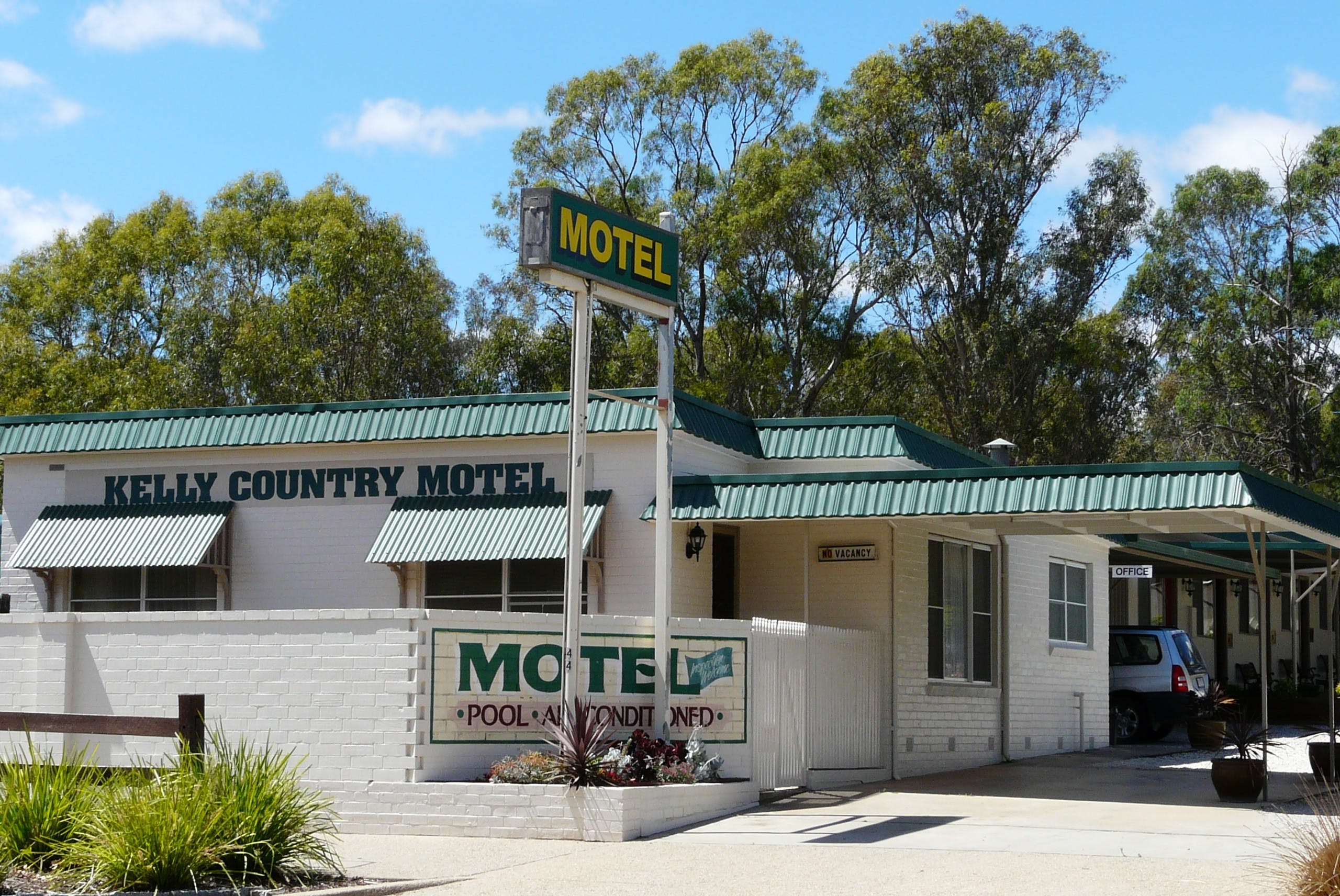 Glenrowan Kelly Country Motel - Surfers Gold Coast