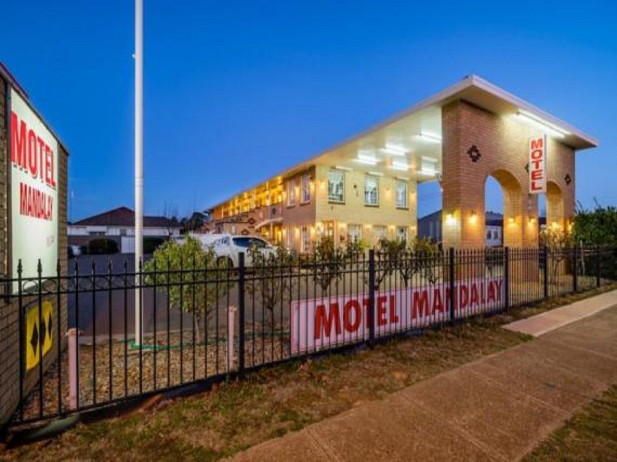 Motel Mandalay - Surfers Gold Coast