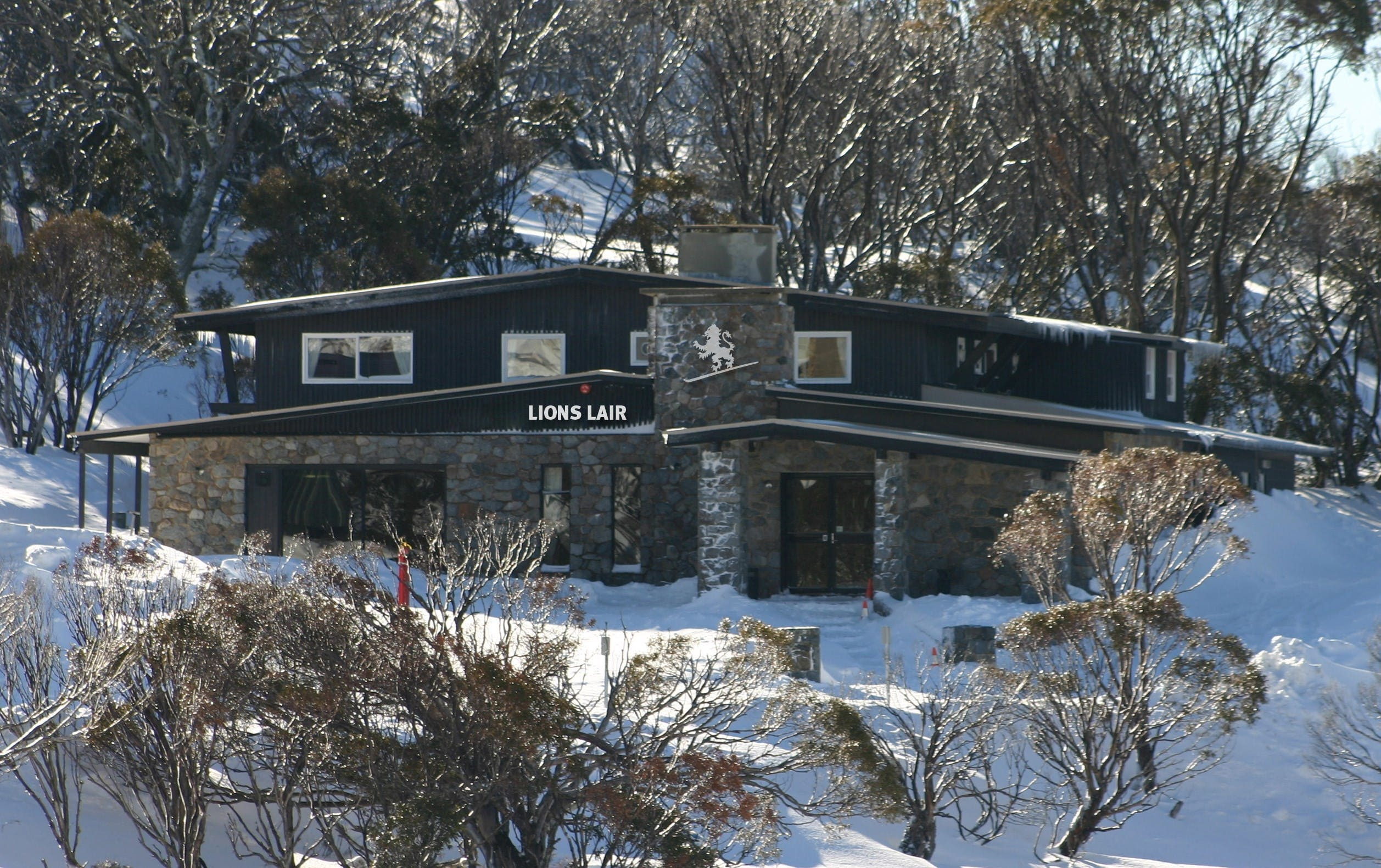 The Lions Lair Lodge - Surfers Gold Coast