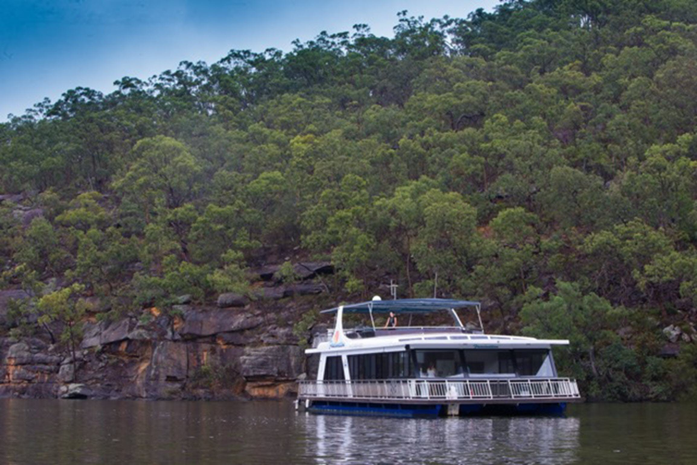 Able Hawkesbury River Houseboats - Kayaks and Dayboats - Surfers Gold Coast