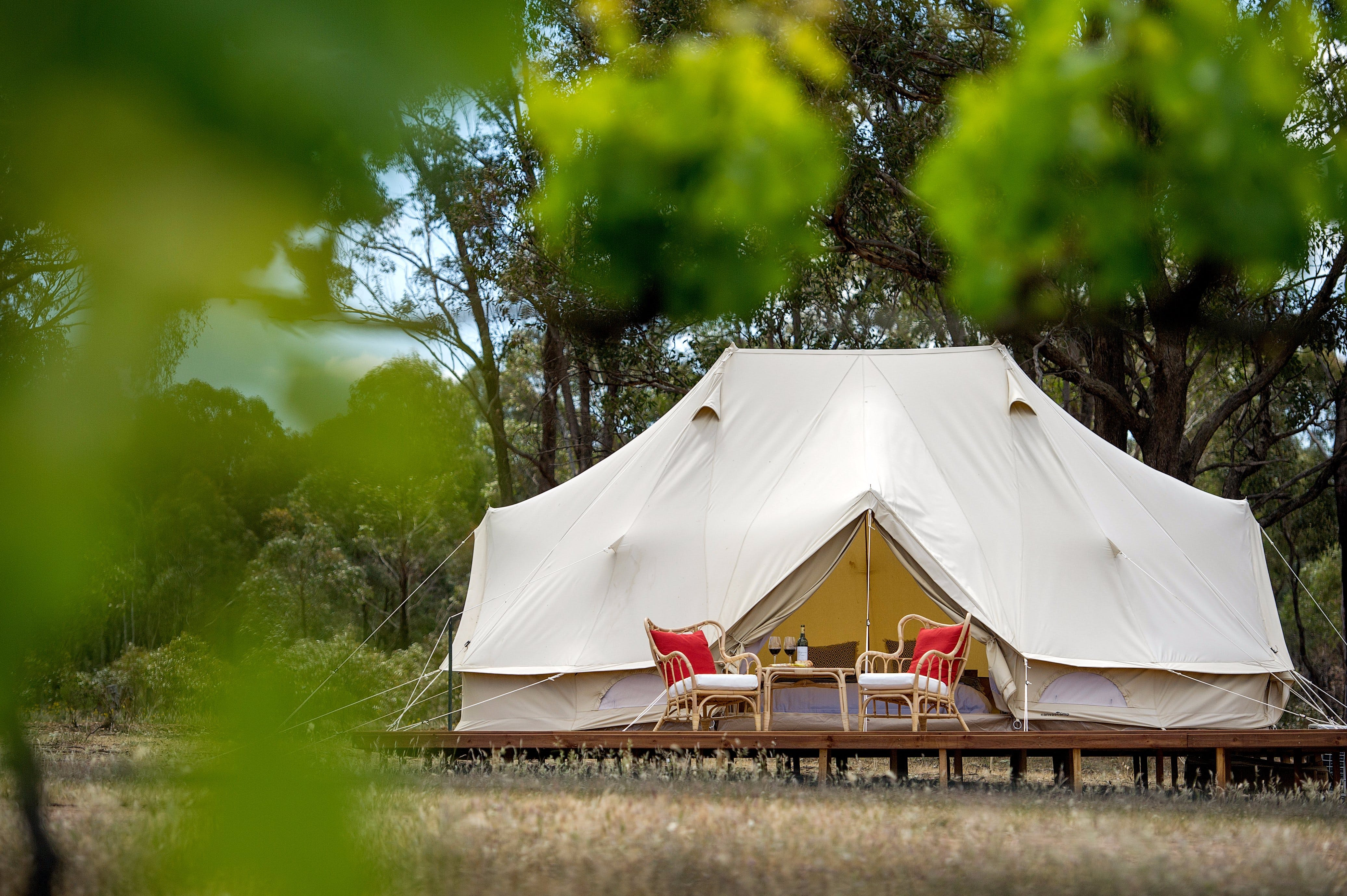 Balgownie Estate Winery Glamping  Accommodation - Surfers Gold Coast
