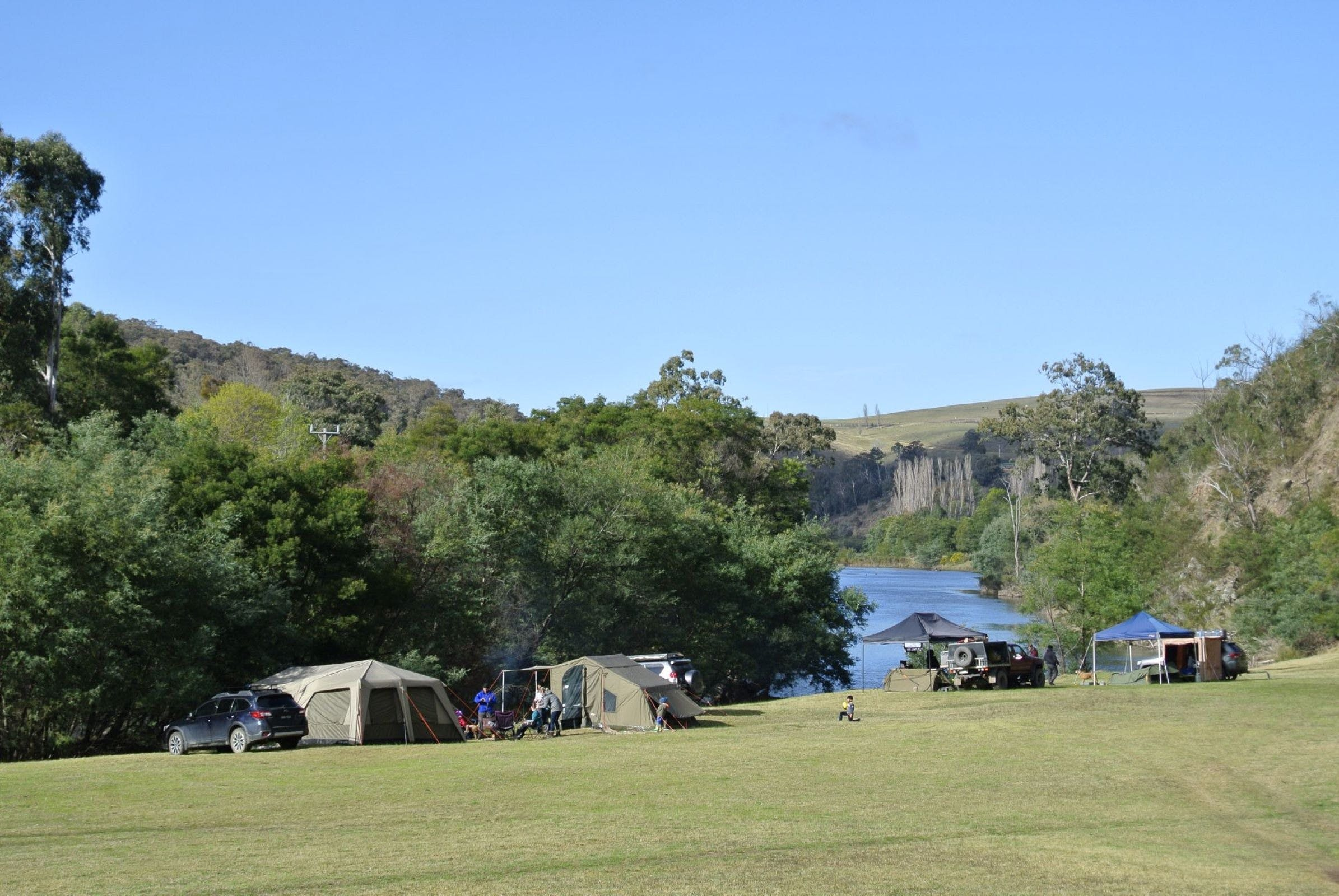 Montana on the Macalister Campground  Caravan Park - Surfers Gold Coast