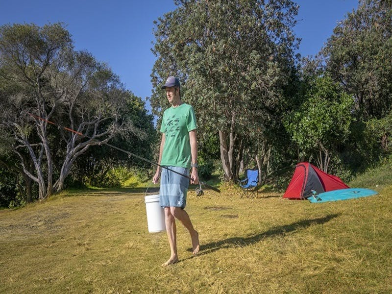 Racecourse campground - Surfers Gold Coast