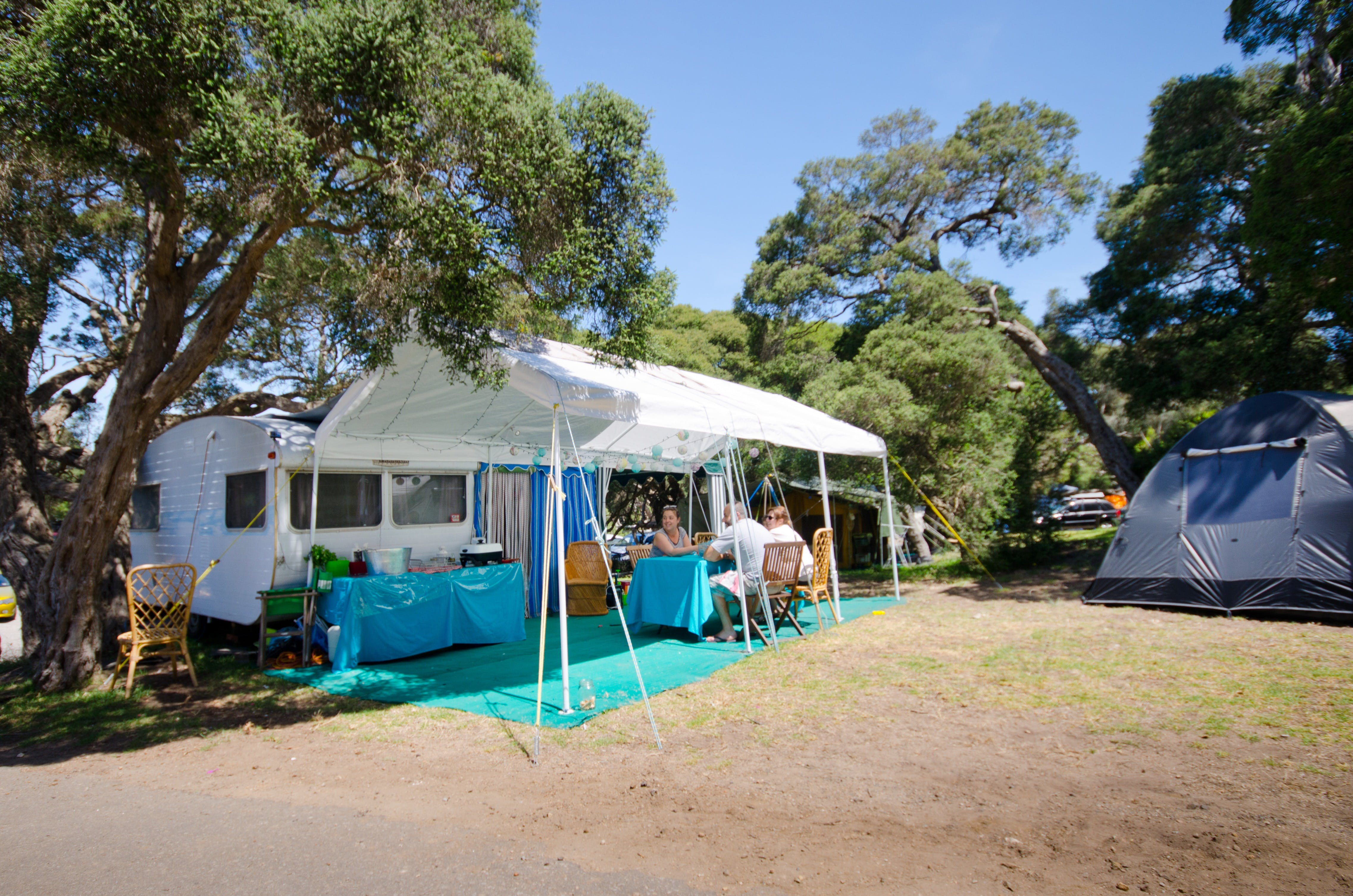Sorrento Foreshore Camping - Surfers Gold Coast