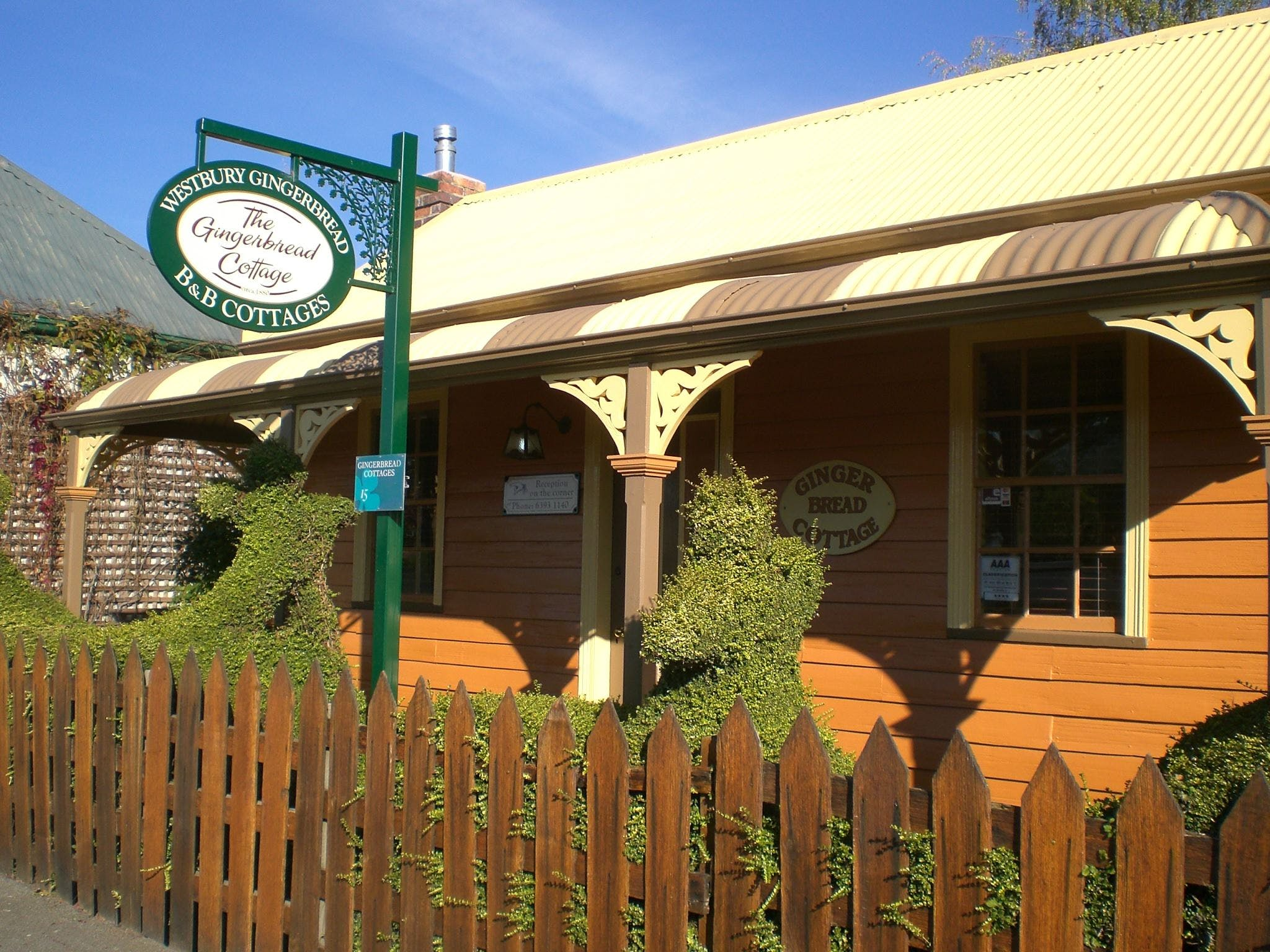 Westbury Gingerbread Cottages - The - Surfers Gold Coast
