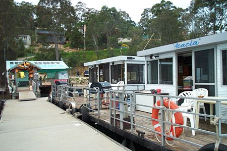 Clyde River Houseboats - Surfers Paradise Gold Coast