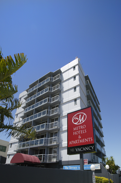 Metro Hotel  Apartments Gladstone - Surfers Gold Coast