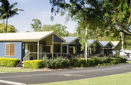 Ferry Reserve Holiday Park - Surfers Gold Coast