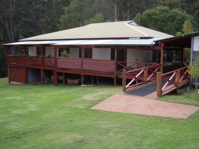 Pemberton Camp School - Surfers Gold Coast