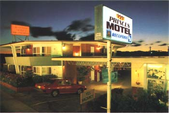 Princes Motel - Surfers Paradise Gold Coast