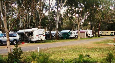 Buronga Riverside Tourist Park - Surfers Gold Coast