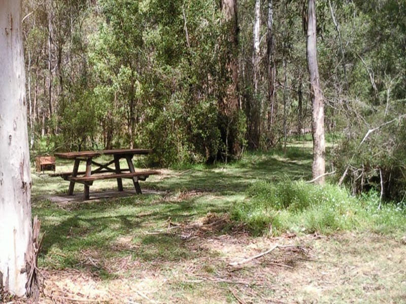 Mulloon Creek campground - Surfers Gold Coast