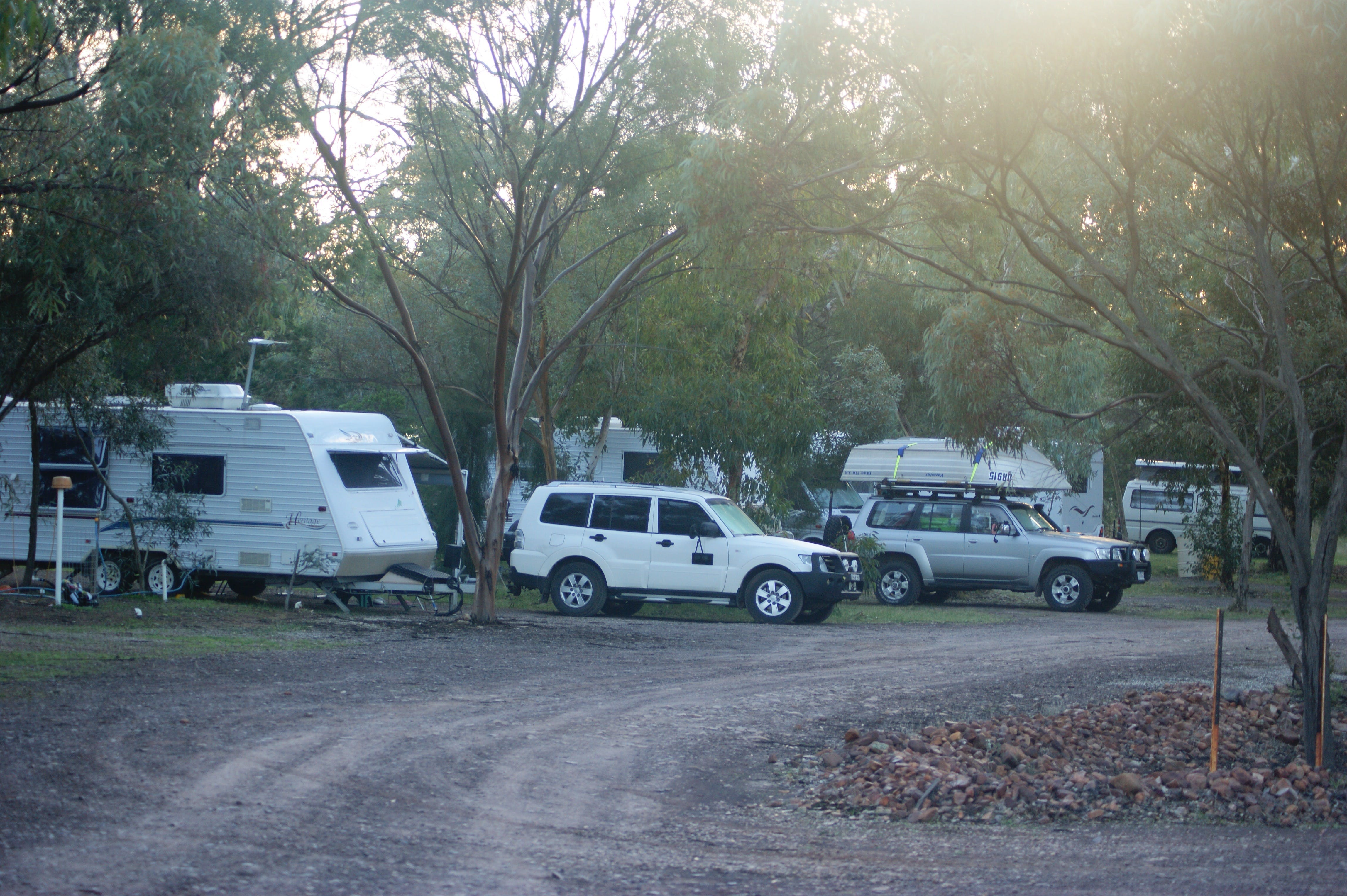Stony Creek Bush Camp Caravan Park - Surfers Gold Coast