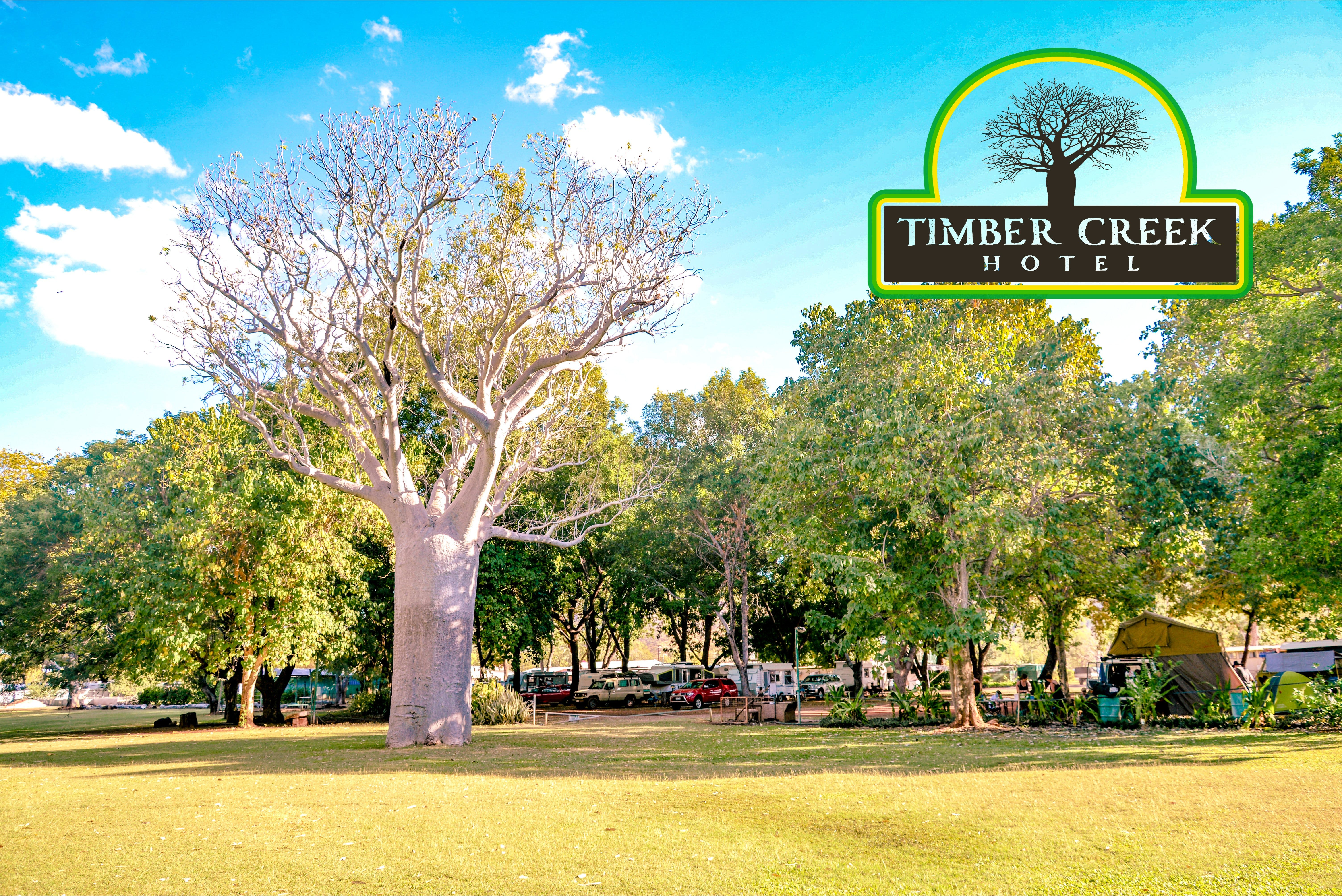 Timber Creek Hotel and Caravan Park - Surfers Gold Coast