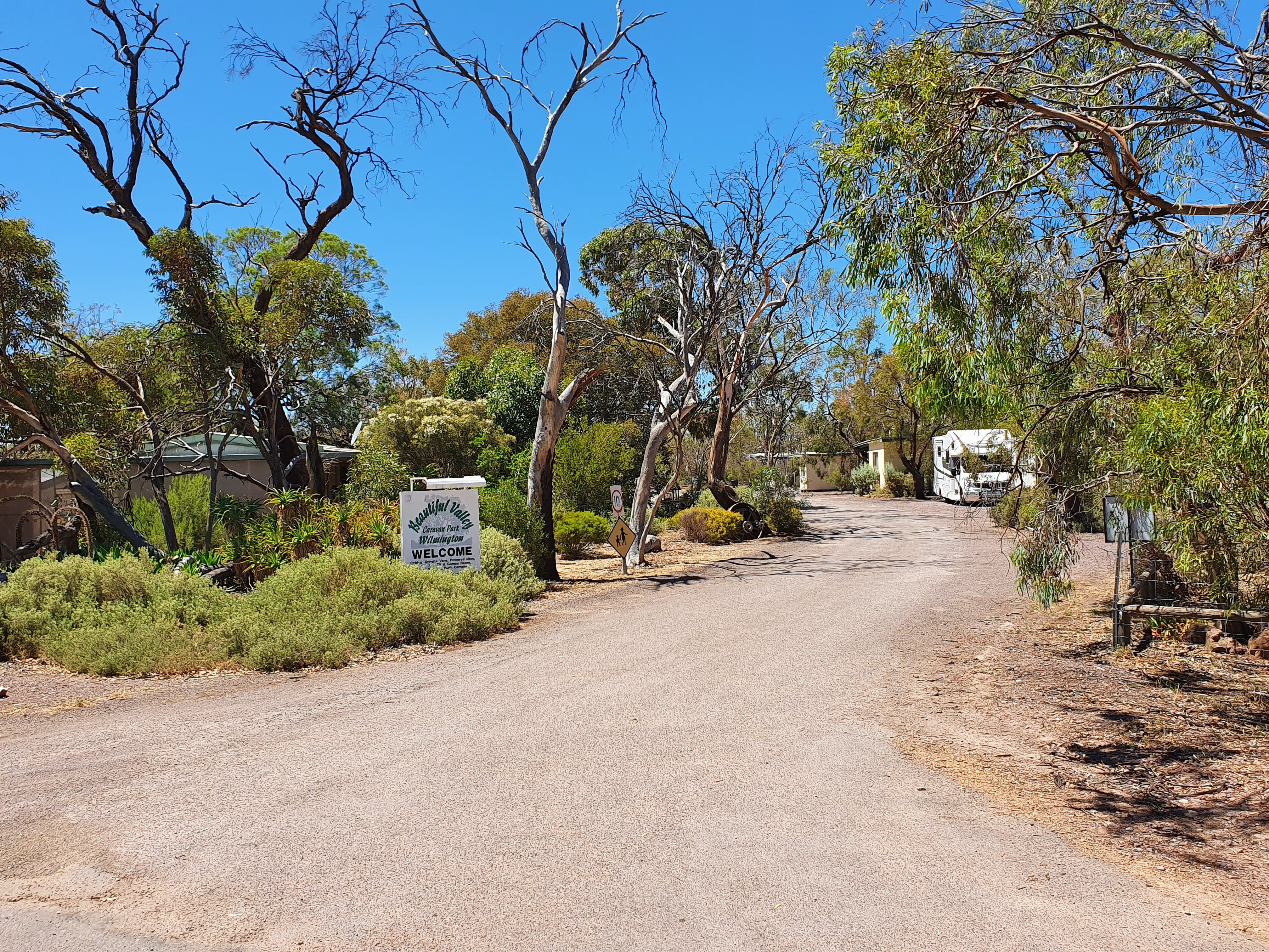 Beautiful Valley Caravan Park - Surfers Gold Coast