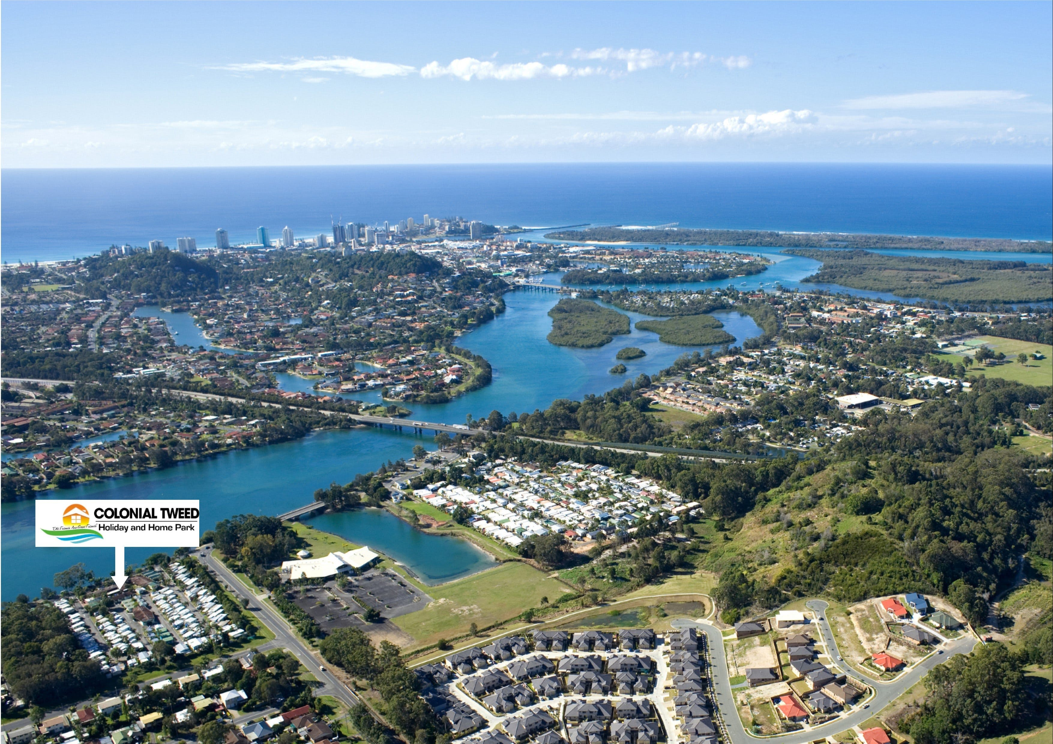 Colonial Tweed Holiday and Home Park - Surfers Gold Coast