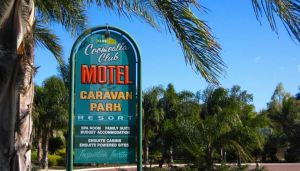 Coomealla Club Motel and Caravan Park Resort - Surfers Gold Coast