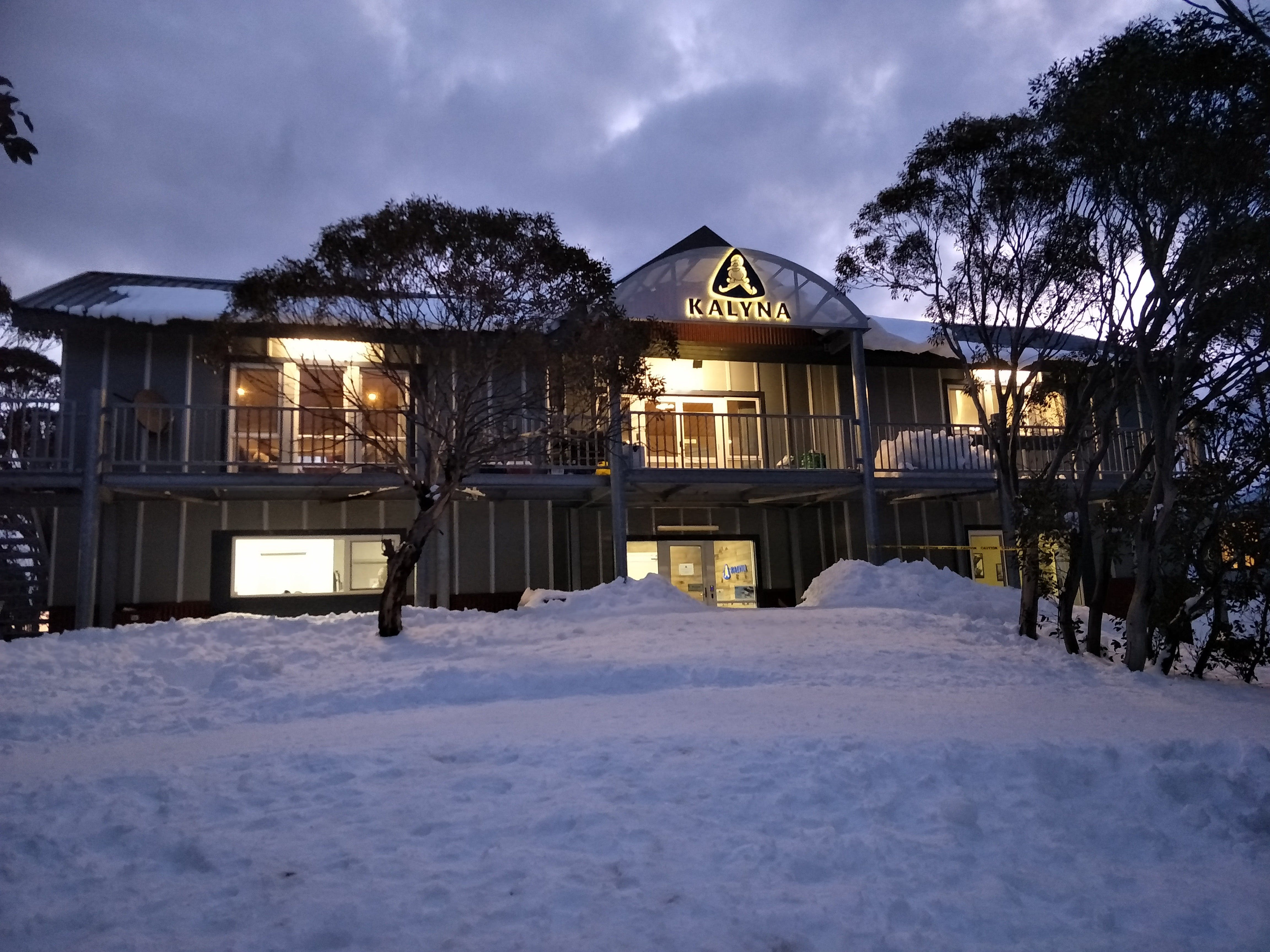 Kalyna Ski Club - Mount Hotham - Surfers Gold Coast