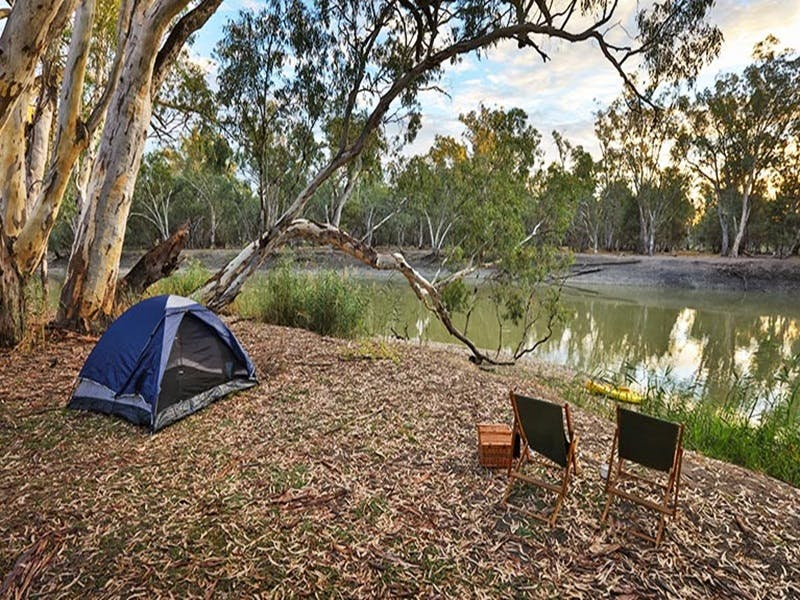 Woolpress Bend campground - Surfers Gold Coast