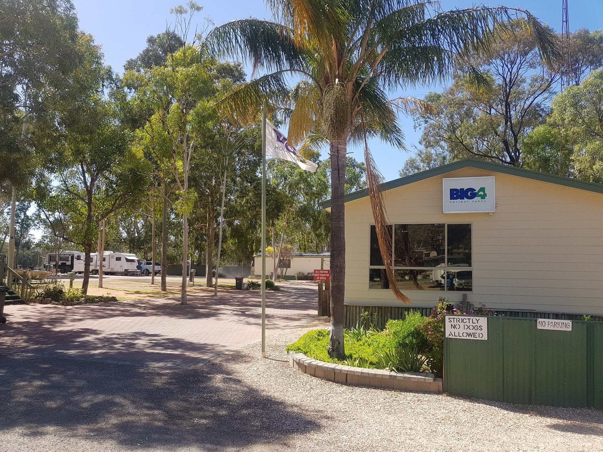 Big4 Blanchetown Riverside Holiday Park - Surfers Gold Coast