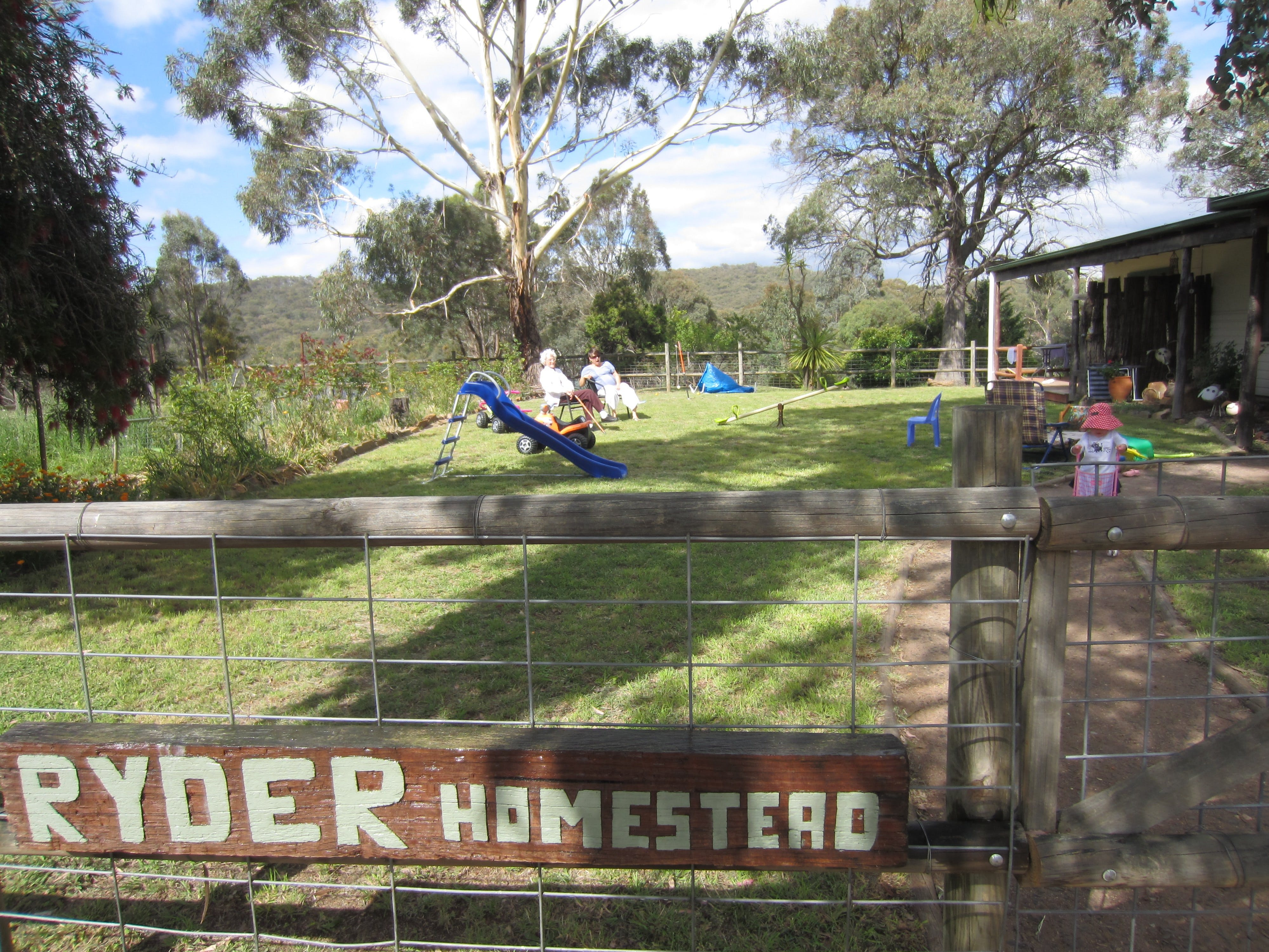 Ryder Homestead - Surfers Gold Coast