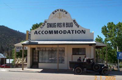 Snug as a Bug Motel - Surfers Gold Coast