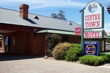 Centretown Motel Nagambie - Surfers Gold Coast