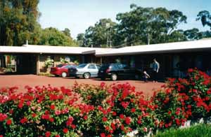 Whispering Gums Motel - Surfers Gold Coast